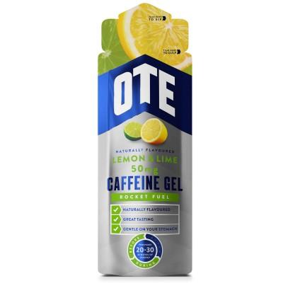 OTE Gel Caffeine Lima Limão 56g