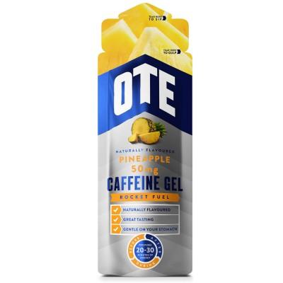 OTE Gel Caffeine Ananás 56g