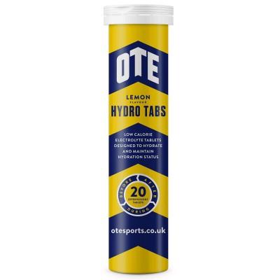 OTE Hydro Tab Limão 20 Pastilhas