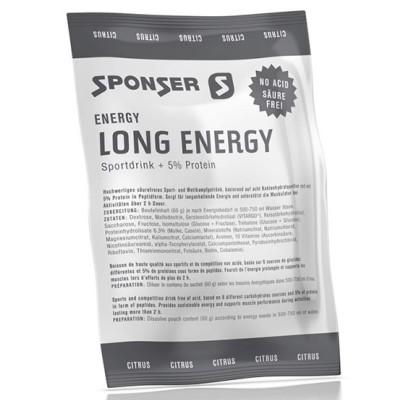 Sponser Long Energy Limão 60g