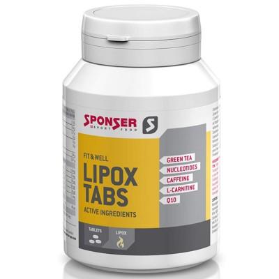 Sponser Lipox 120 caps.