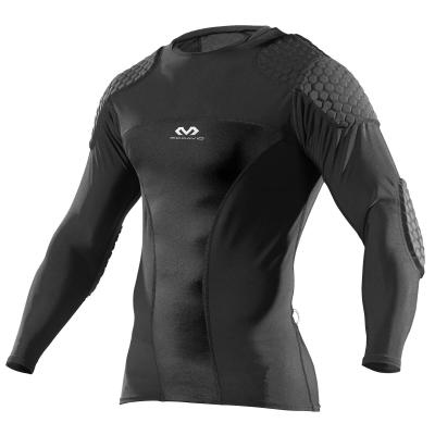 Hex Long Sleeve Goalkeeper Shirt shoulder elbow pads 7738