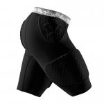 HexTM Shorts w/ wrap-around thigh 7991