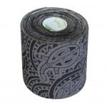 Dynamic Tape ECO Rolo 7,5cm x 5m Black/Grey Tattoo