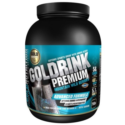 Goldrink Premium Frutos Silvestres