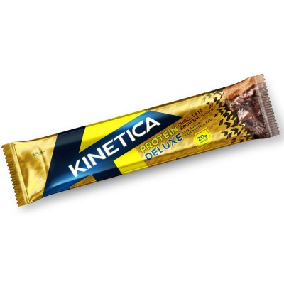 Kinetica Protein Deluxe Bar Chocolate Brownie 65g
