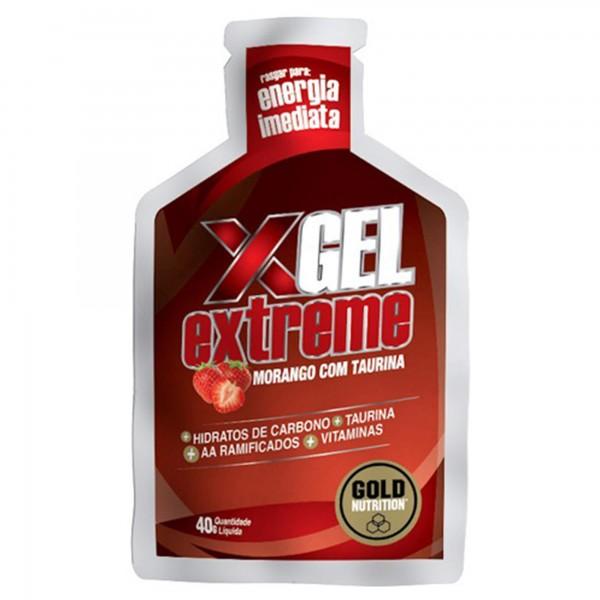 Extreme Gel c/ Taurina Morango 40g