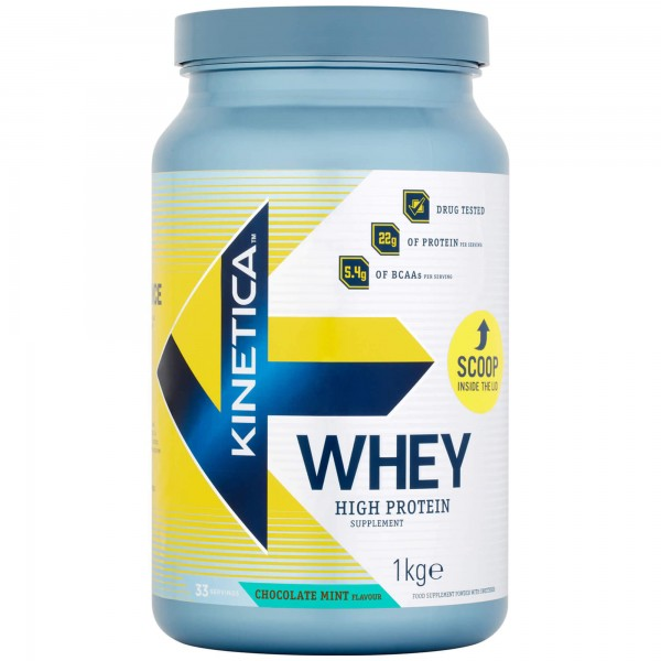 Kinetica Whey Protein 1Kg Chocolate/Menta