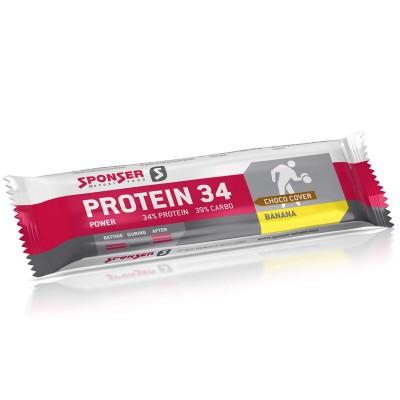 Sponser Protein 34 Bar Banana 40g