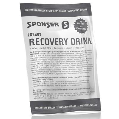 Sponser Recovery Drink Morango/Banana 60g