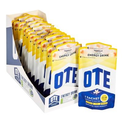 OTE Energy Drink Baunilha 14 X 43g