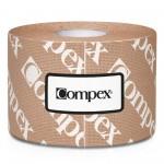 Compex Tape 5cm x 5m Bege