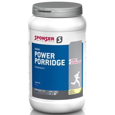 Sponser Power Porridge Maçã/Baunilha 1000g