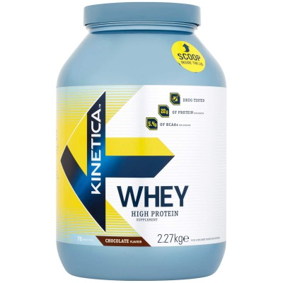 Kinetica Whey Protein 2,27Kg Chocolate