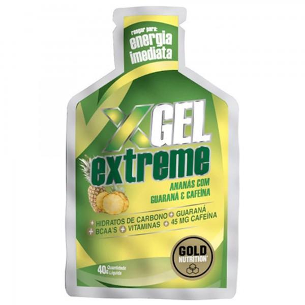 Extreme Gel c/ Taurina Maçã 40g
