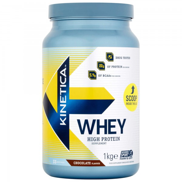 Kinetica Whey Protein 1Kg Chocolate