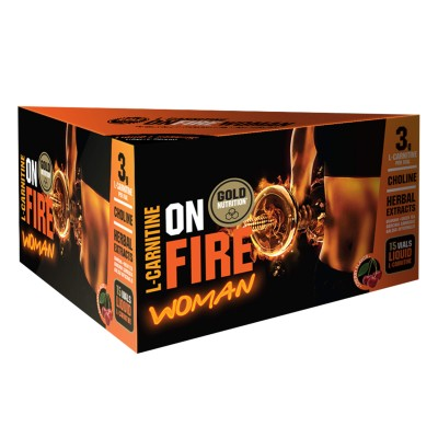 L-Carnitine Onfire Woman