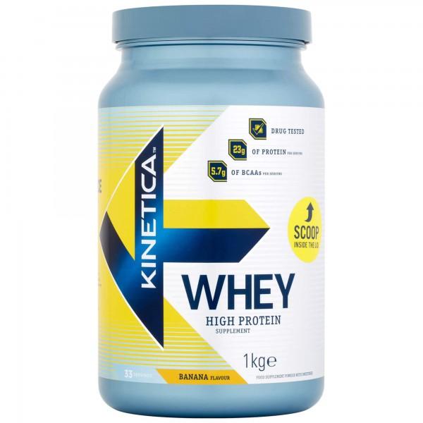 Kinetica Whey Protein 1Kg Banana