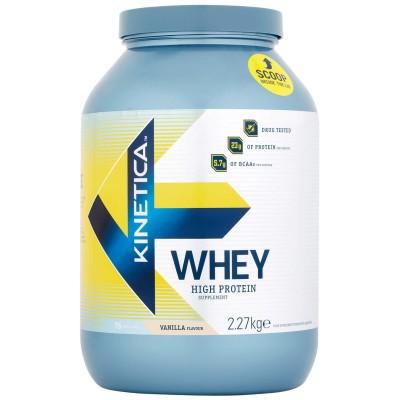 Kinetica Whey Protein 2,27Kg Baunilha
