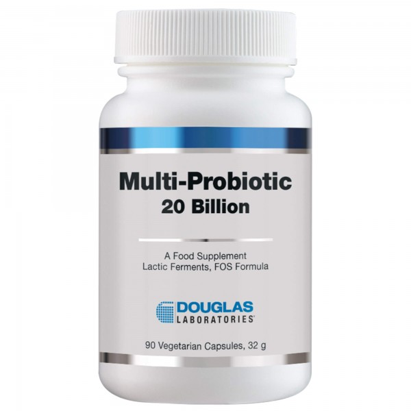 Douglas Multi-Probiotic 20 Billion 90 caps