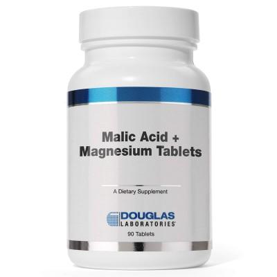 Douglas Malic Acid + Magnesium 90 comp