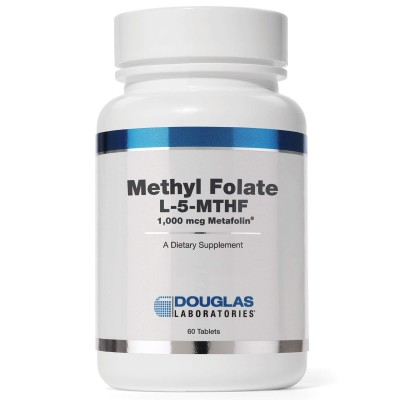 Douglas Methyl Folate 60 comp