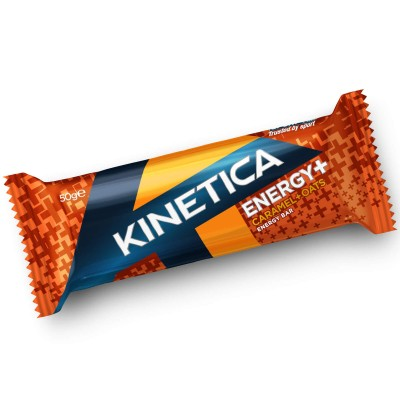 Kinetica Energy+ Bar Caramelo/Aveia 50g