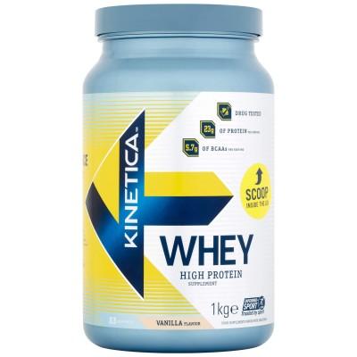 Kinetica Whey Protein 1Kg Baunilha