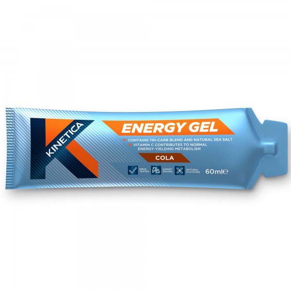 Kinetica Energy Gel Cola 60ml