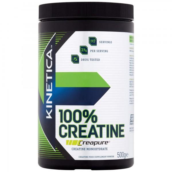 Kinetica 100% Creatine 500g