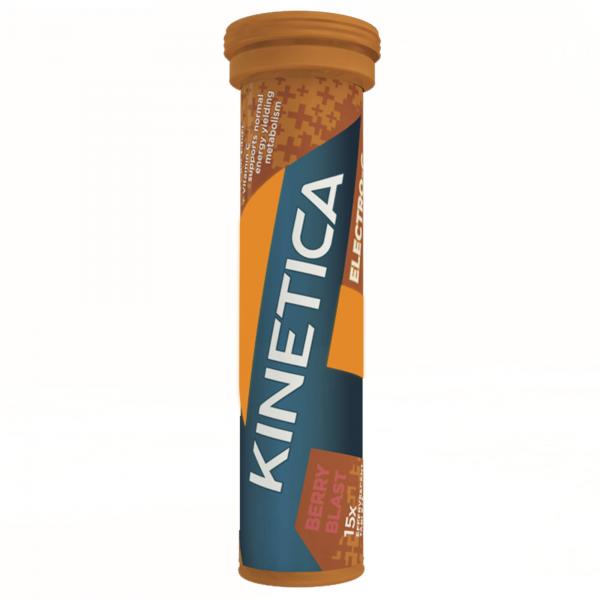 Kinetica Electro-C 15 pastilhas Frutos Silvestres