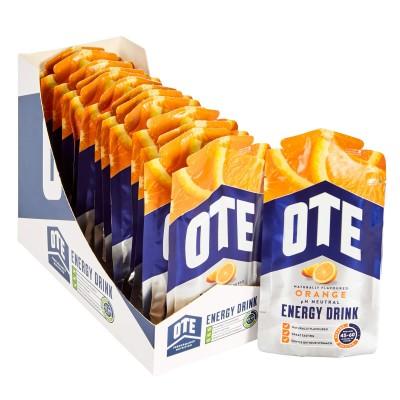 OTE Energy Drink Laranja 14 X 43g
