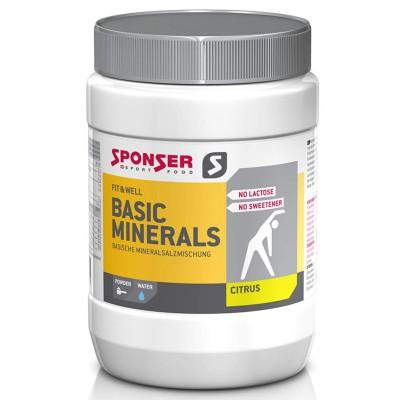 Sponser Basic Minerals Limão 400g