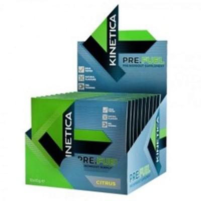 Kinetica Pre Fuel 10 X 10g Citrinos