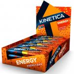 Kinetica Energy+ Bar 15 X 50g Caramelo/Aveia