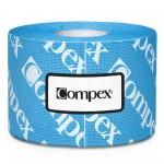 Compex Tape 5cm x 5m Azul