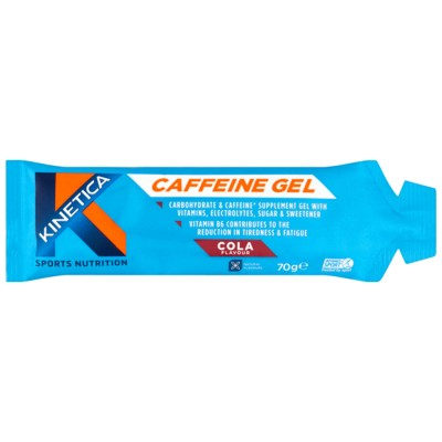Kinetica Caffeine Gel Cola 70g